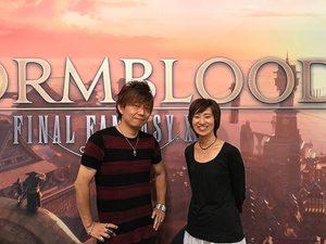 FF14 開発ブログにGAMESCOM2017のレポートが掲載!