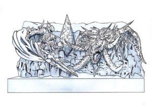 札幌雪祭りでイシュガルド大決戦!?FFXIVの大雪像が出現!(FF14)