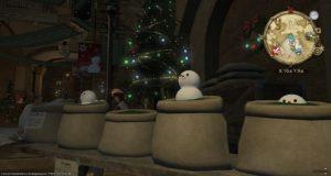 「星芒祭」隠しネコ耳雪だるまいくつ見つけられましたか?