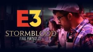 E3会場より出張PLLが6月13日午前3時から4時半まで放送!【FF14】