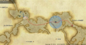 禁断の地エウレカ:ピューロス編 クルル・ストーリークエスト座標(熊的)まとめ【FF14】