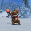 「星芒祭」開催!注目の報酬はサンタ衣装を身にまとった熊マウント!(FF14)